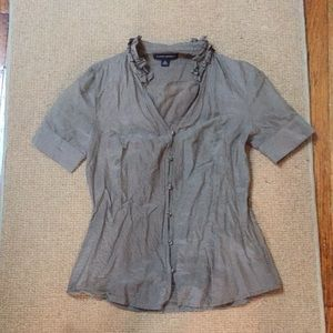 Blouse banana republic